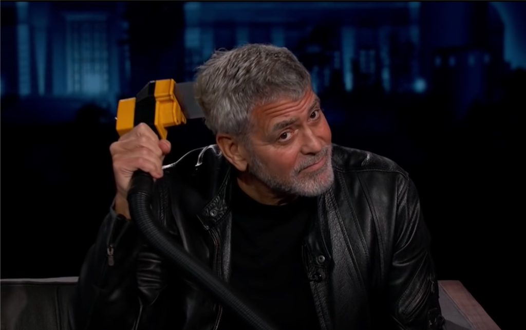 Did you know_George Clooney