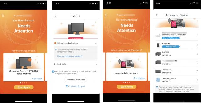 HCHN – Needs Attention