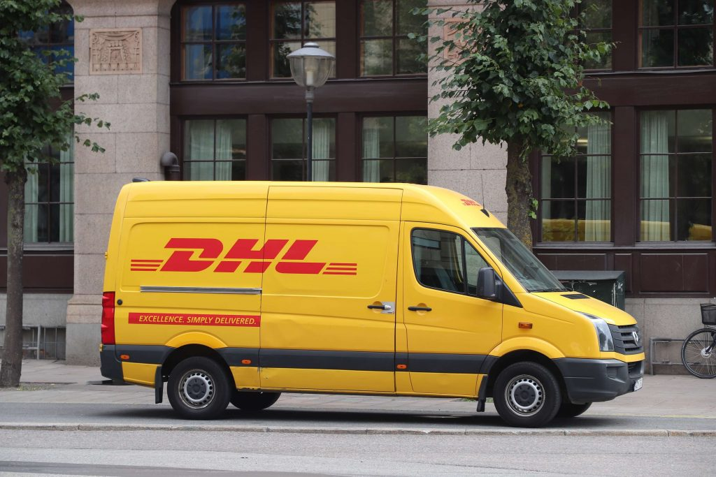 DHL delivery scams