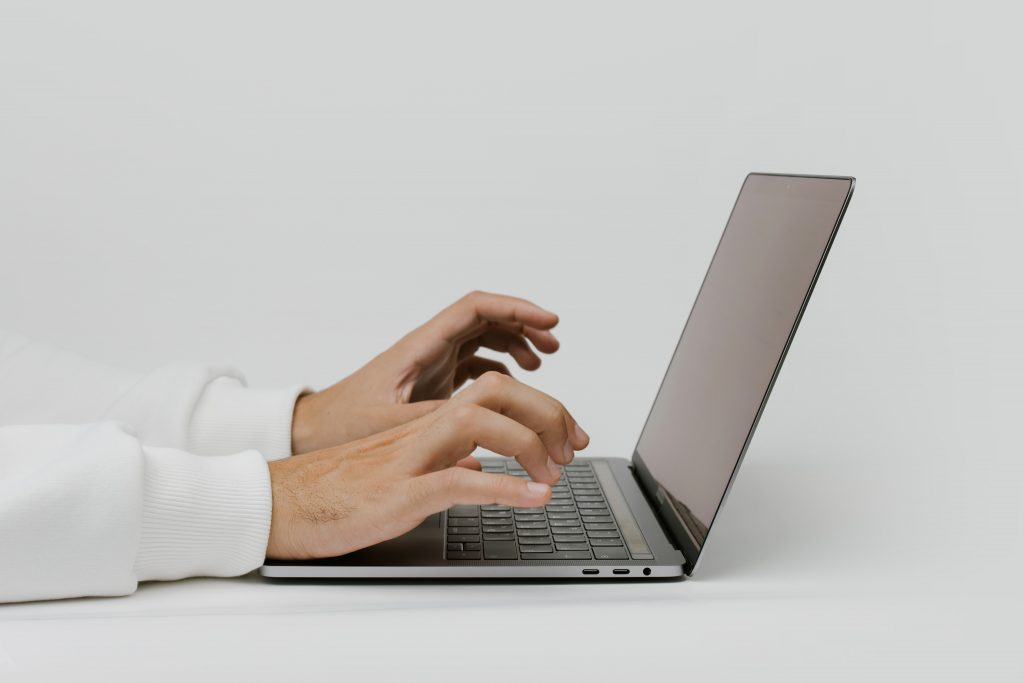 cyber security people use laptop everyday