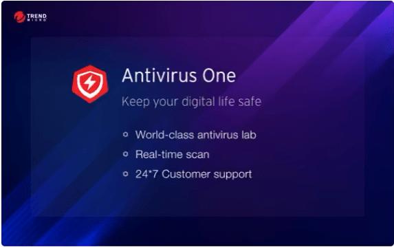 antivirus one