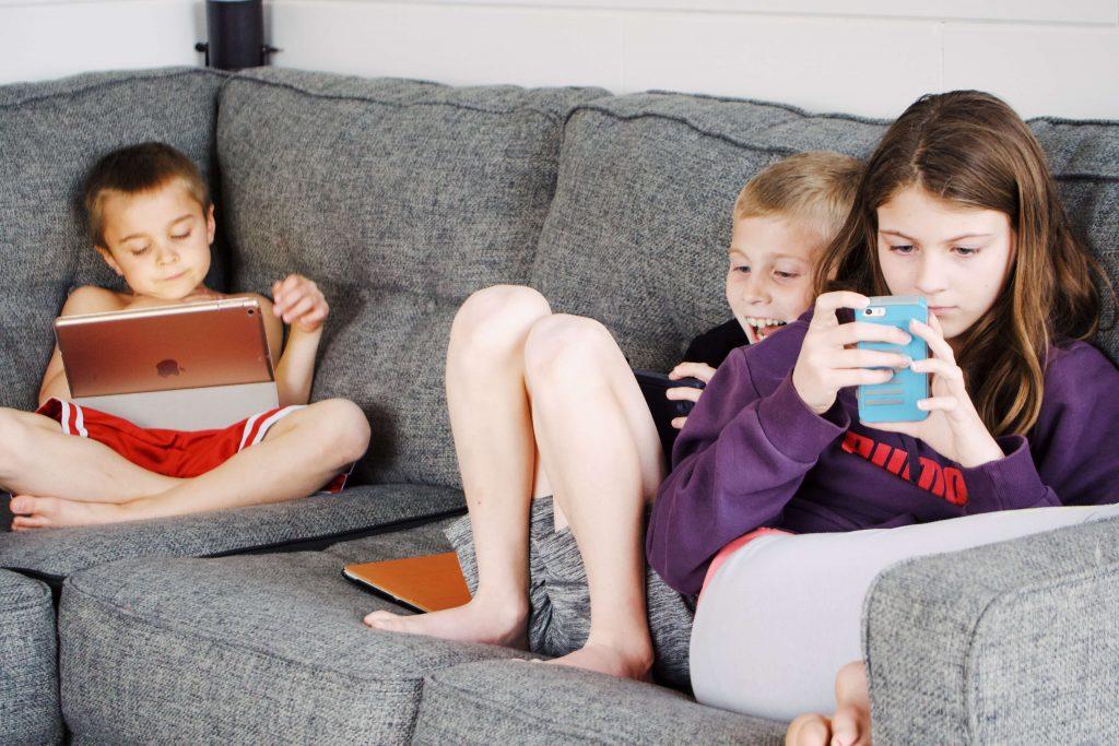 children digital well-being