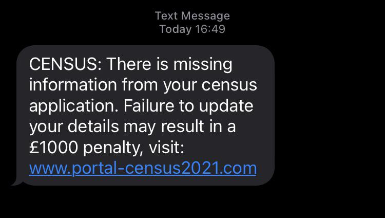 Spot the Scam_Census
