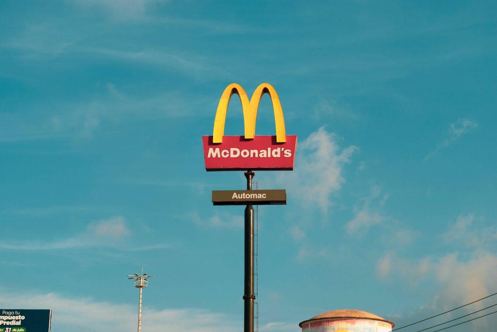 McDonald's Breach alert