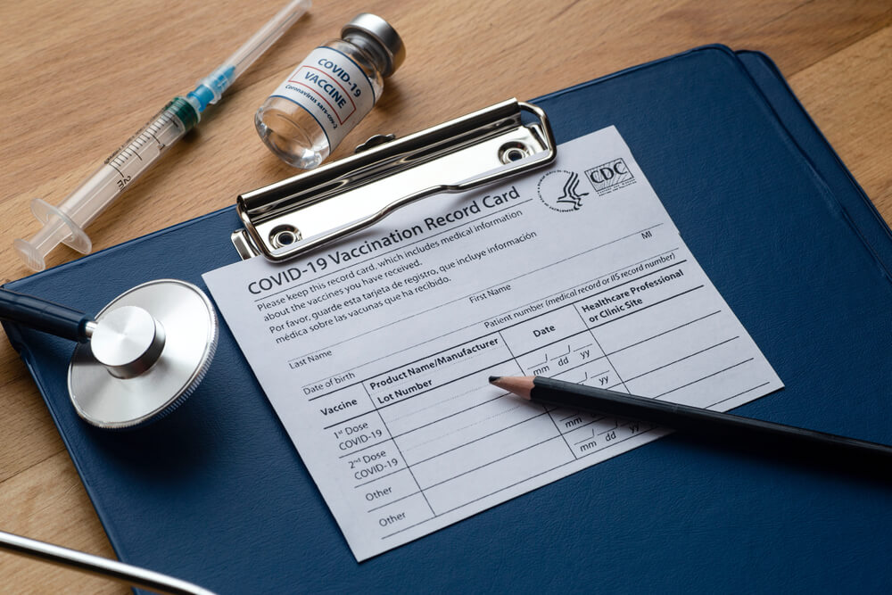 don't post covid vaccine card info online