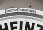 """[DoctorPhotograph] printed on the bottle of """"Mayoreo."""""""