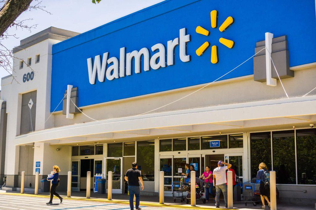 Walmart survey scam