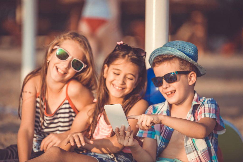 Summer Online Safety Tips for Kids