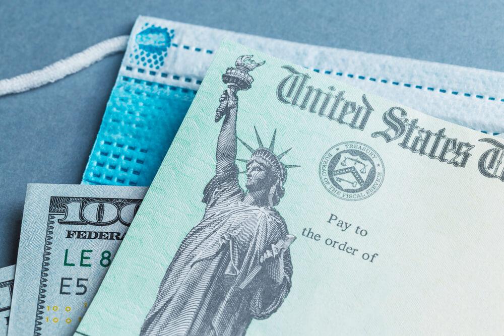 COVID stimulus plan scam