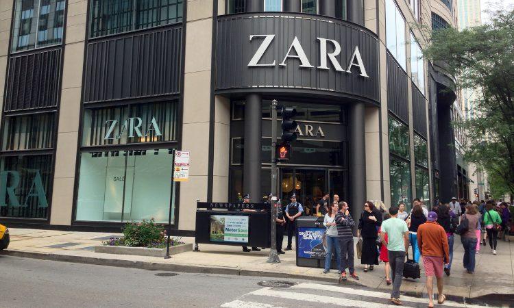 [Scam Alert] Zara Anniversary Scam