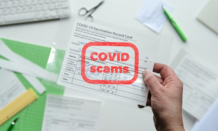 Latest COVID-related Scams: Stimulus Check, Job Opportunities, and COVID-19 Passport Scams