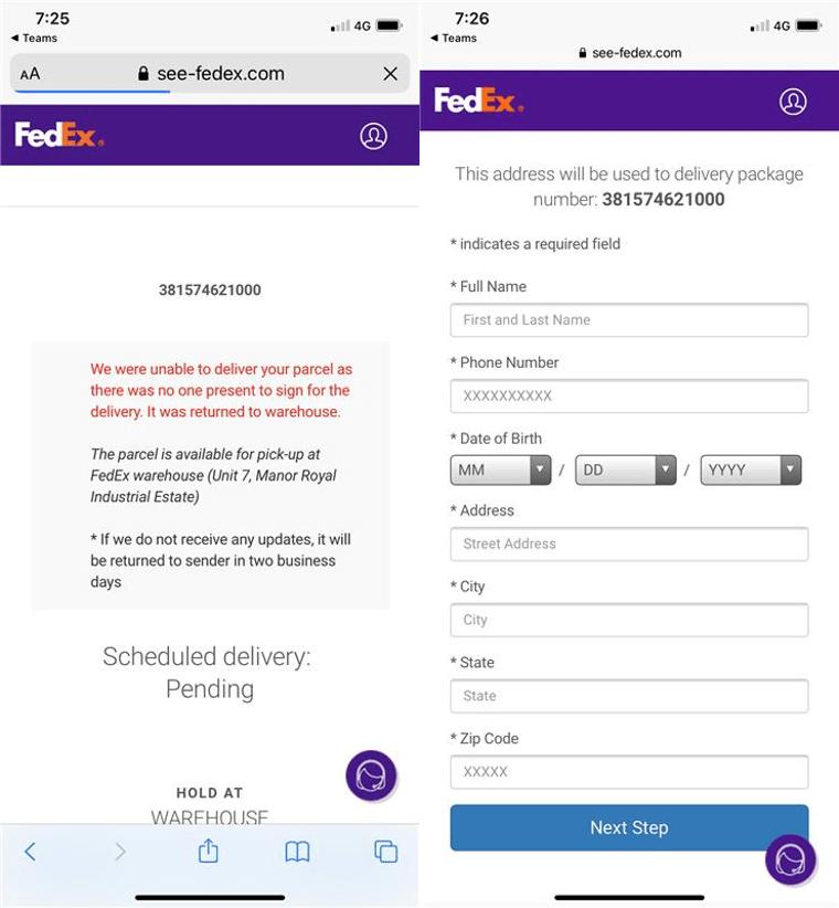 Spot the Scam_FedEx_0924