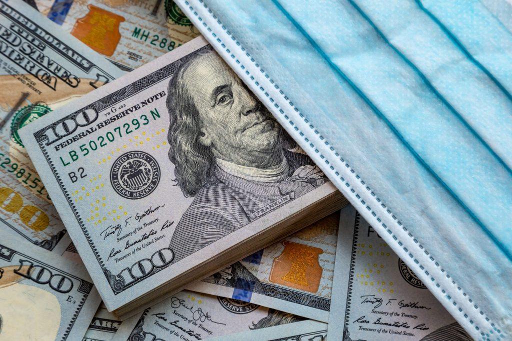 COVID relief scams