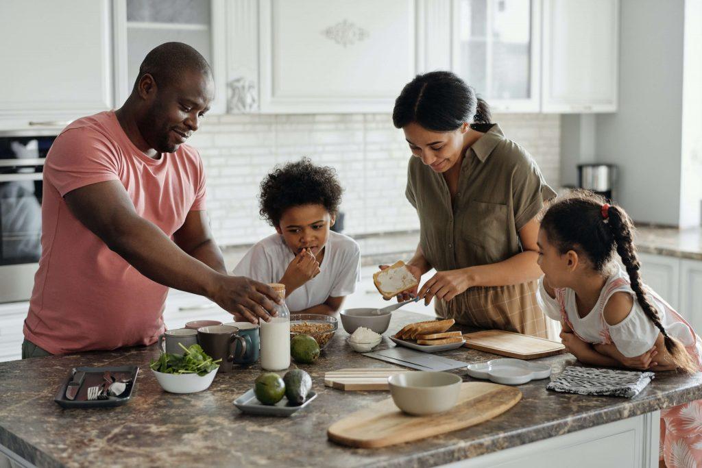 Family digital detox
