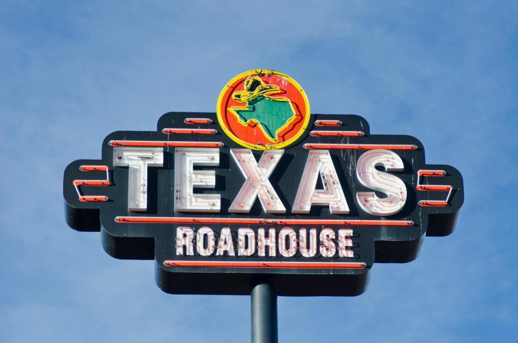 Texas Roadhouse scam
